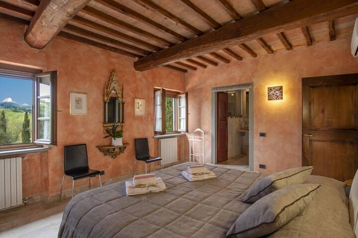 Bedroom 1. First floor