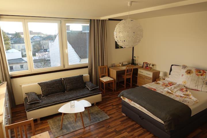 Gemütliche 30m² Wohnung im Zentrum von Wels