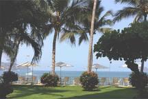 Exclusive Costera beach side condo