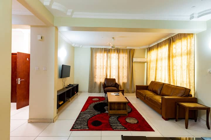 LUXURIOUS FULLY FURNISHED APARTMENT WITH POOL