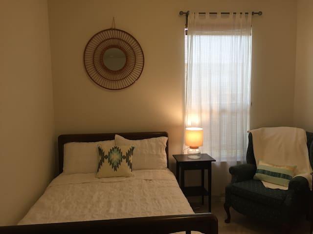 Comfortable, clean room near hospital - Temple - Hus
