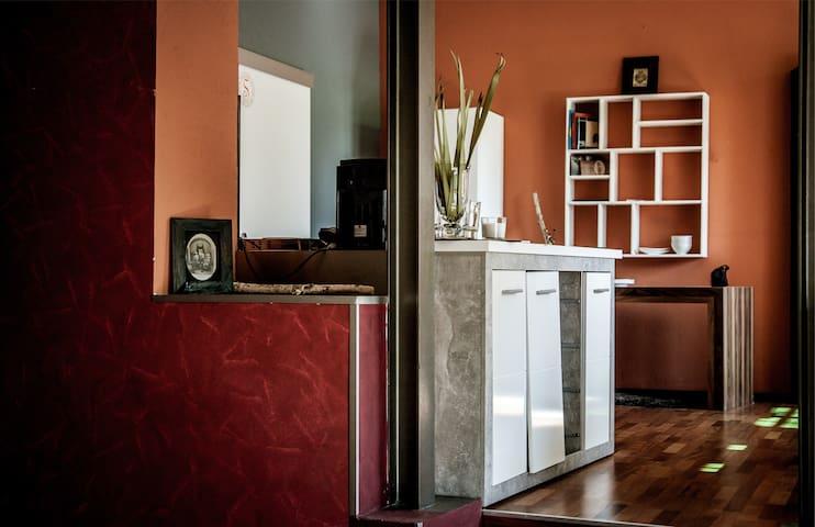 Steins Loft 79 mehr als nur übernachten - Beckingen - Apartamento