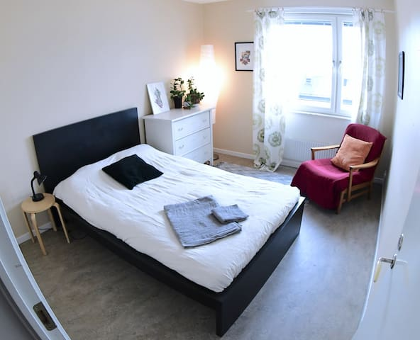 Cosy room on the beautiful island of Kungsholmen