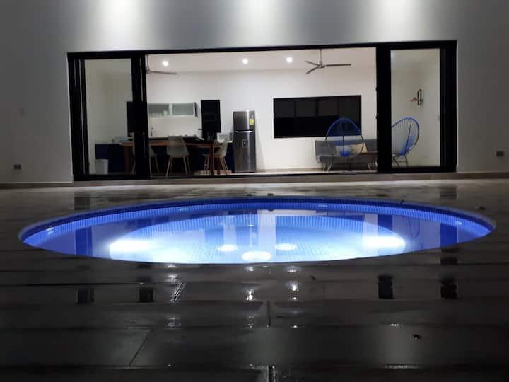 Casa Lìmon villa neuve charme et exotisme/ jacuzzi