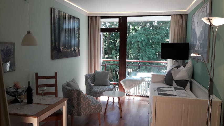 Frühling in Steinhude Appartement mit Wellness
