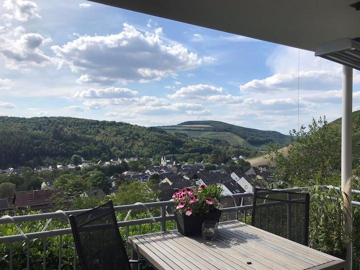 Flat mit Traumaussicht, Trier, Luxemburg