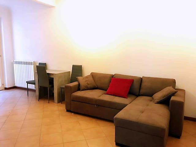"""""""Coccole nel borgo"""" max 6people whole apartment"""