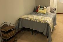 Basement Full Bed