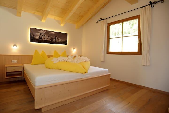 Ferienwohnung Dolomiten mit Panoramablick