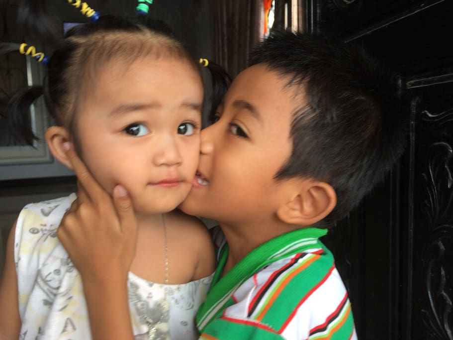Our noisy kids