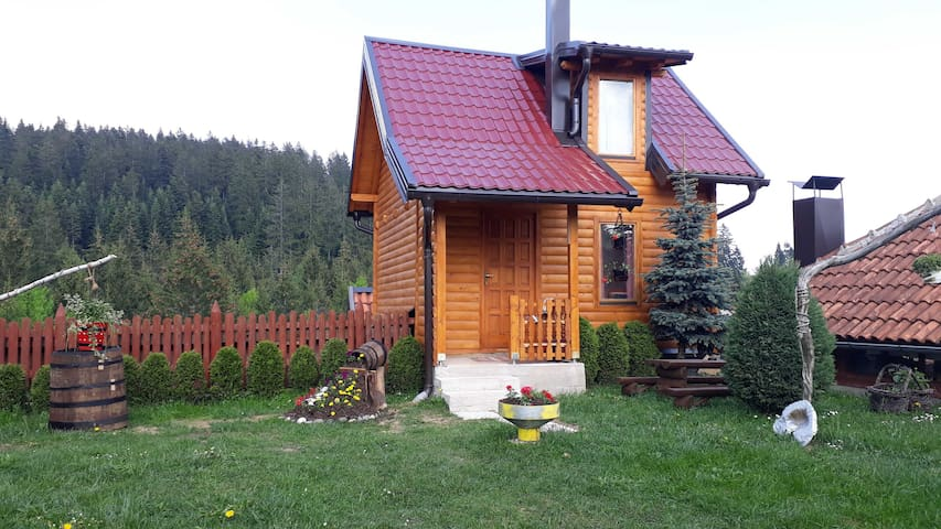 Guesthouse ŠADRVAN - traditional Bosnian house
