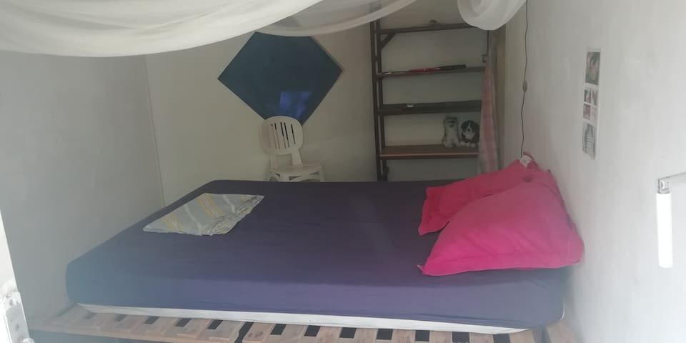 un hébergement simple et pratique à Cayenne
