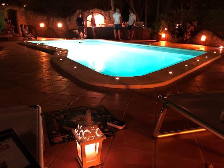 Wonderful Villa @BaiaAzzurra