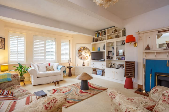 Cosy centrally located apartment - Bournemouth - Lägenhet