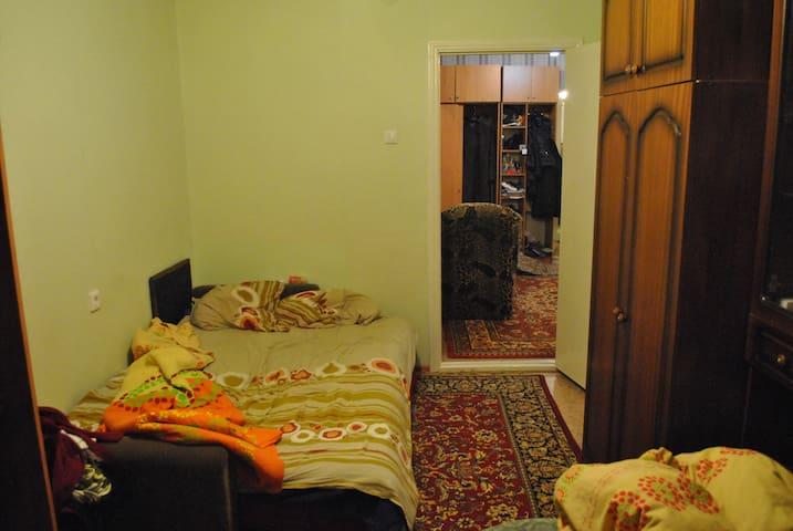 Апартаменты на Воркутинской 16