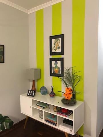Apartamento inteiro Vila Adyanna