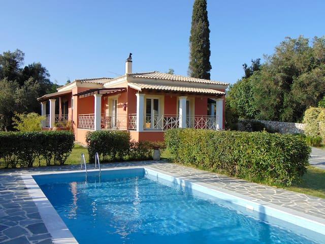Holiday Villa Grecia in Corfu - Liapades - Vila