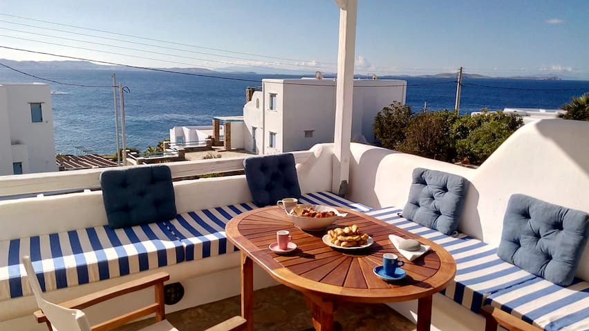 Summer dream house - Tinos - วิลล่า