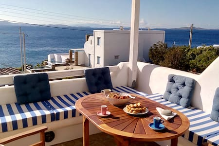 Summer dream house - Tinos
