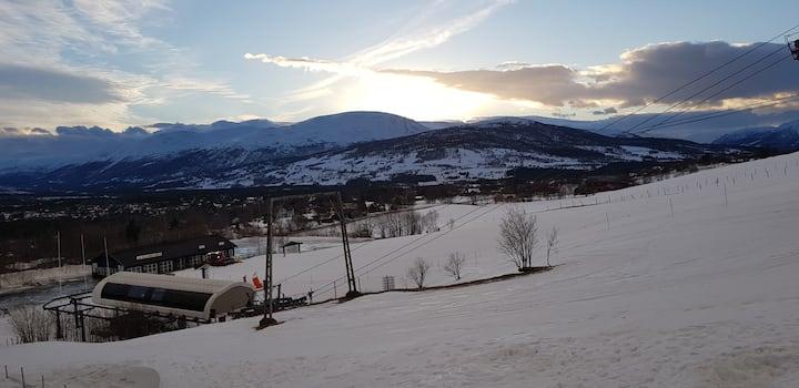 Fjell-ski-tur@Hovden, Oppdal