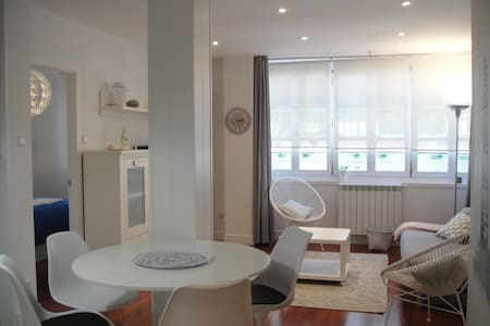 APARTMENT HONDARRIBI ZURI - Hondarribia - Apartament