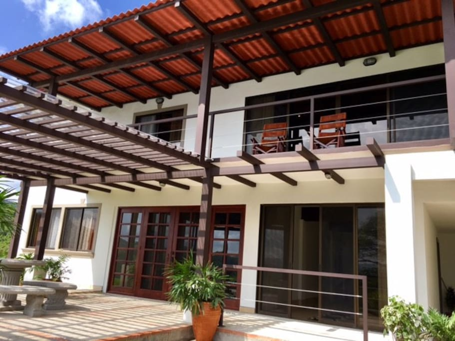 Casa Katalena.  Nicely decorated home with spacious rooms on 2 levels.  Main living area is on Level 2.  Beautiful lake views and territorial views from every window.