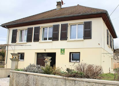 """""""Les Sapins"""" vacation rental - Orgelet"""