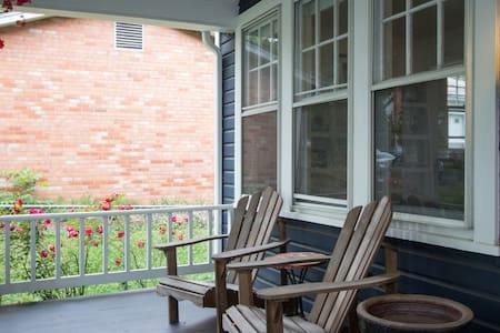 1BR in Charming Del Ray House w/Parking, Near DCA - Alexandria - Hus