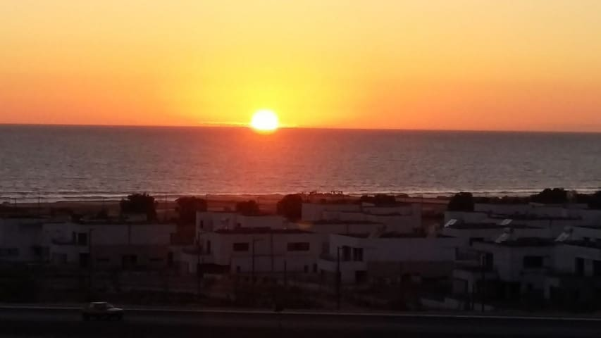 NiceTighola 16 vue mer,balcon,piscine Tamraght