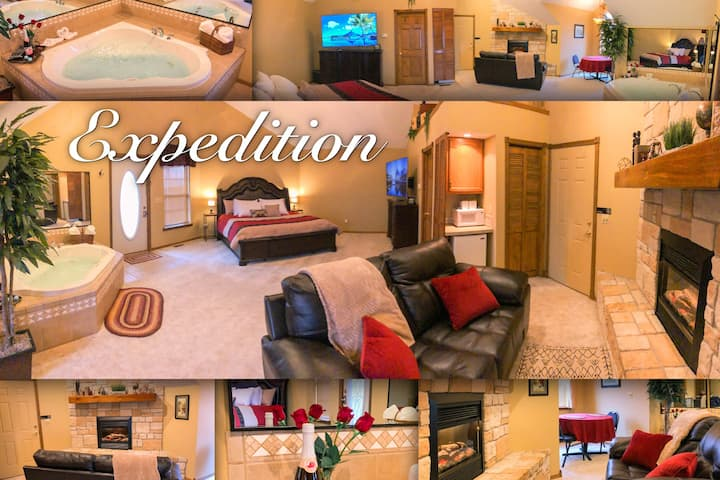Branson Expedition Suite