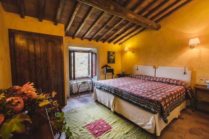 Charming room in Chianti - La Veronica Resort -6