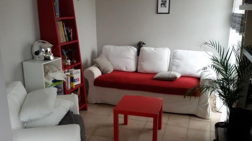 Mon chez moi...à 15 mn de Disney :) - Lagny-sur-Marne - Apartament