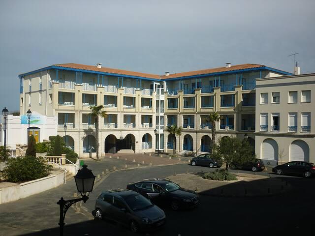 joli logement au bord de l' océan - Châtelaillon-Plage - Apartment