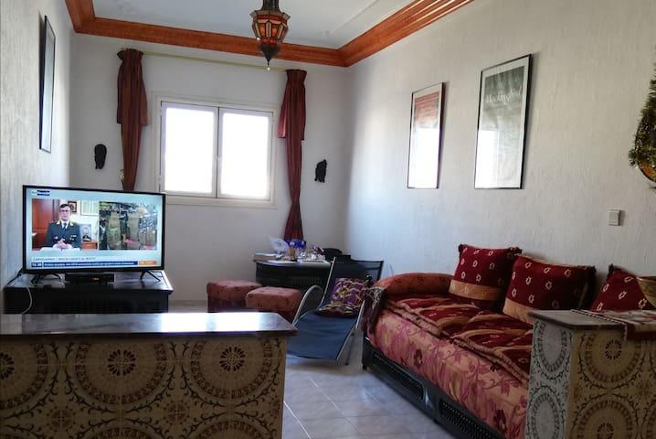 Casa ben attrezzata ampia e luminosa a Essaouira
