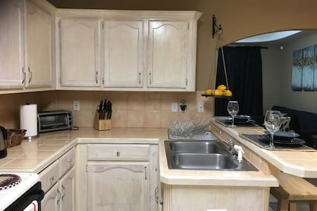 Cozy fully furnished apartment in Edinburg,Tx.