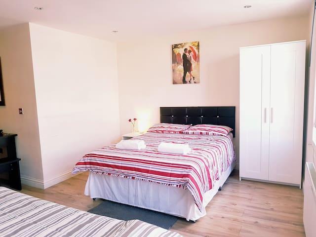 Comfy Studio Apartment in London