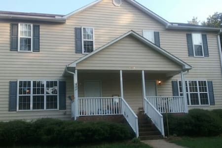 Cozy duplex in Hillsborough.  REDUCED PRICE! - Ev