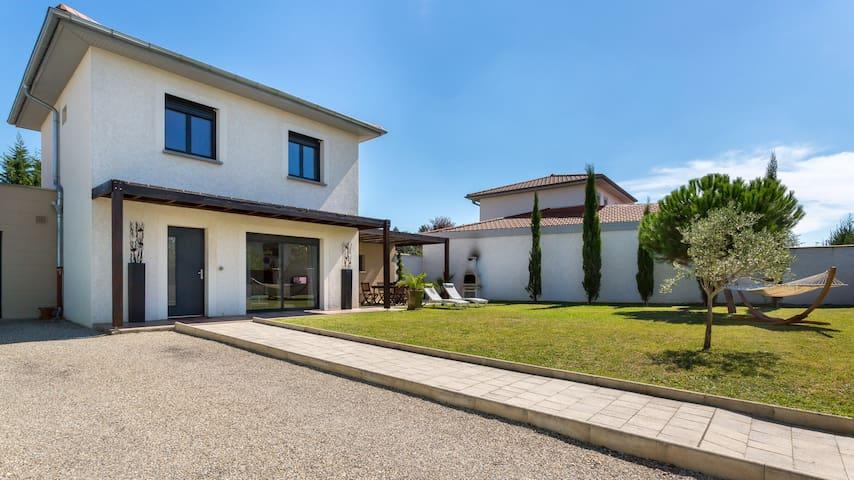 Maison près de Lyon-Eurexpo-stadeOL - Jonage - House