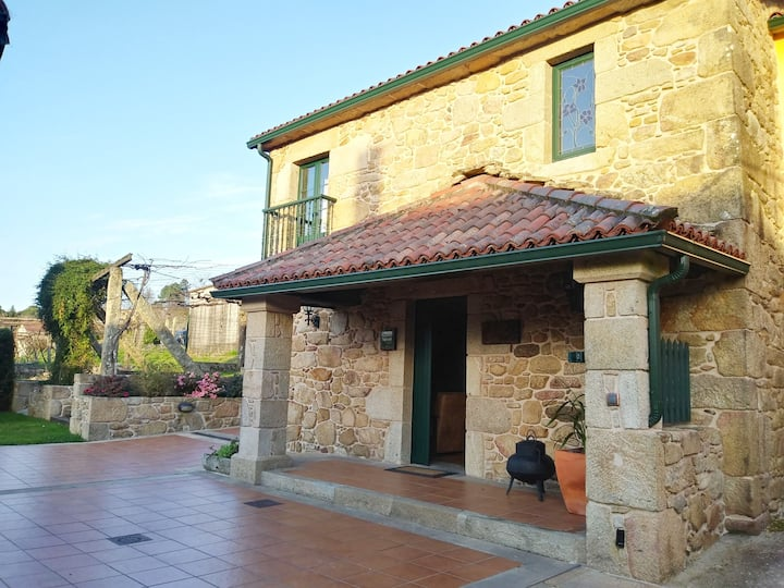 Casa Rural A Eira Vella
