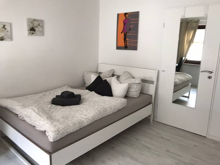 Furnished room near EBS