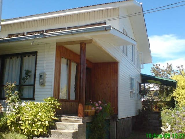 Casa Amoblada Futrono