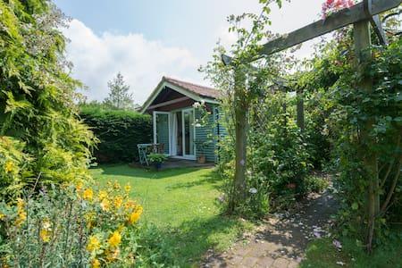 Cabin in the garden