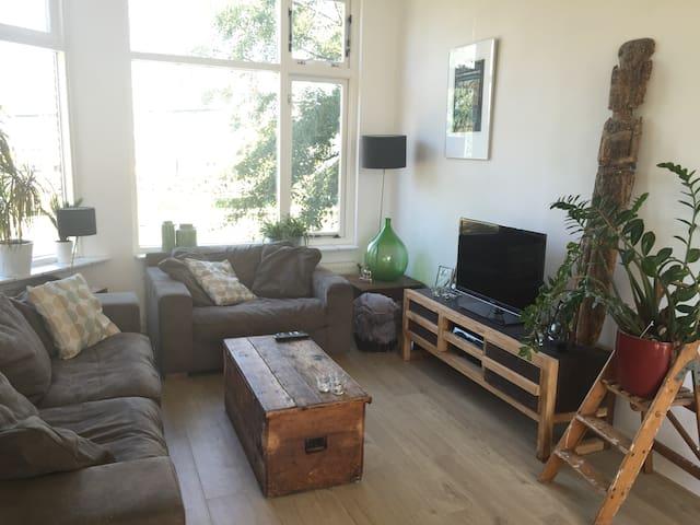 Cozy home in beautiful Haarlem - Haarlem - Haus