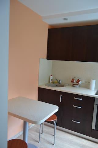 Sarkanmuizas dambis 22 apartment - Ventspils - Flat