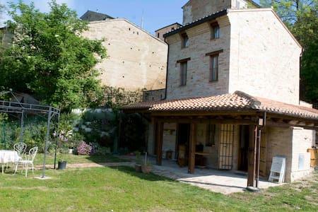 Casa della Strega - un'oasi di relax - Montegiorgio - Rumah