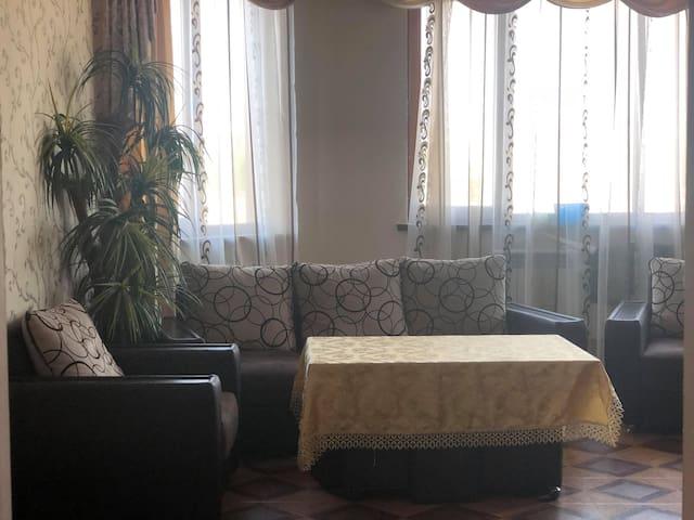 Двухкомнатная квартира в Ереване