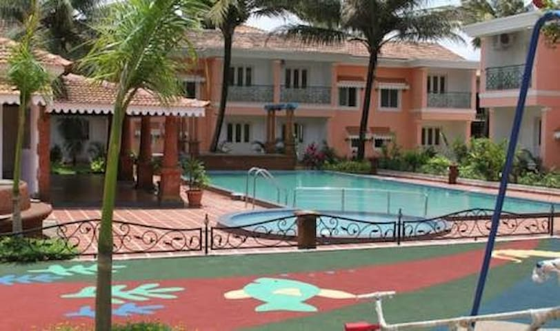 Luxury 1 BHK Apartment