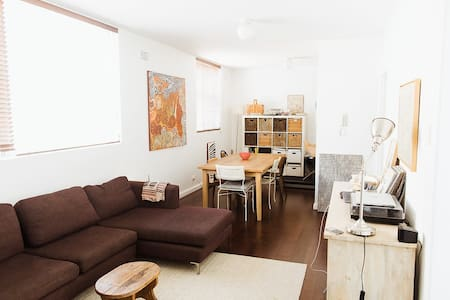 COASTAL APARTMENT. SUNNY DAYS PEACEFUL NIGHTS. - Vaucluse - Huoneisto