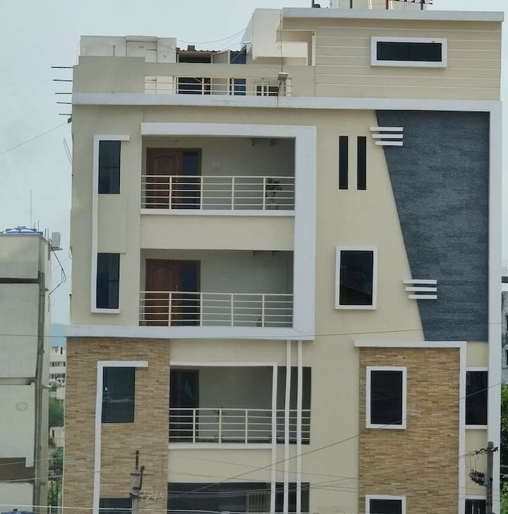 Penthouse Accommodation, A/c, Tirupati.