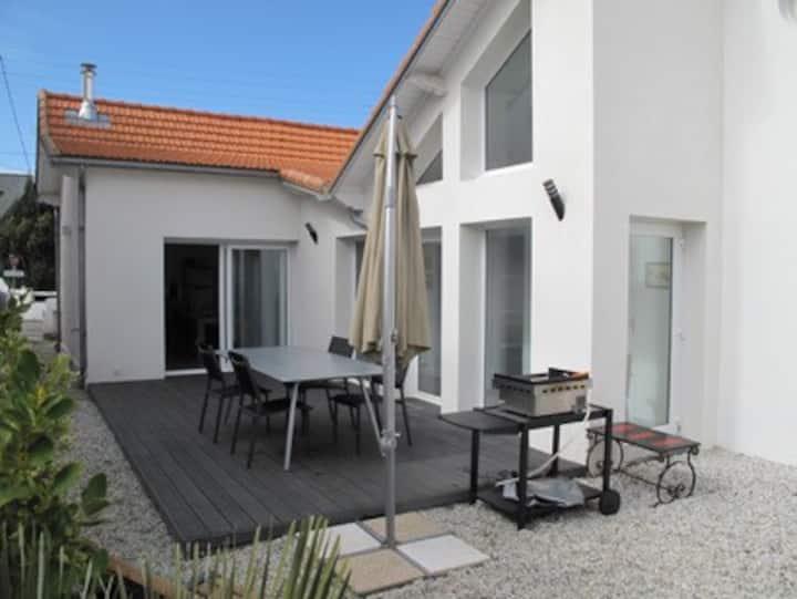 Villa 120m2 rénovée par architecte